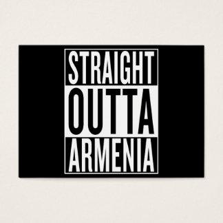 straight outta Armenia Business Card