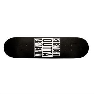 straight outta Armenia Skateboard