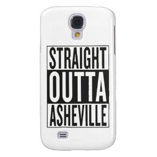 straight outta Asheville Samsung Galaxy S4 Cover