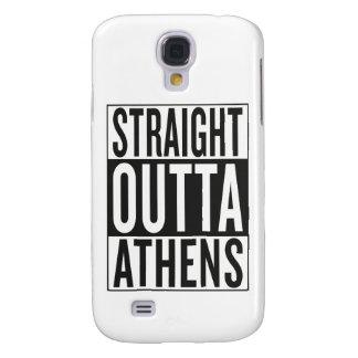 straight outta Athens Samsung S4 Case