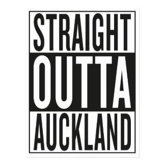 straight outta Auckland Postcard