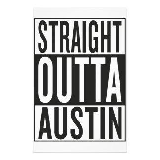 straight outta Austin Stationery