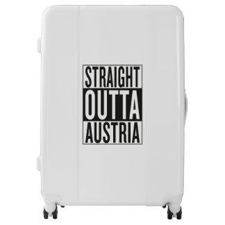straight outta Austria Luggage