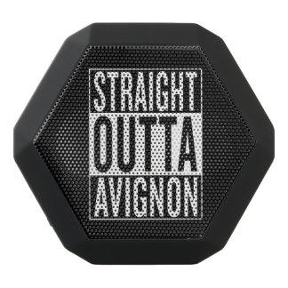 straight outta Avignon Black Bluetooth Speaker