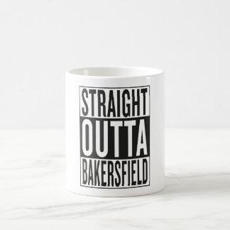 straight outta Bakersfield Coffee Mug