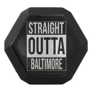 Straight Outta  Baltimore, #Baltimore Black Bluetooth Speaker