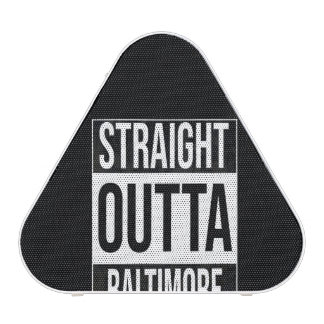 Straight Outta  Baltimore, #Baltimore Bluetooth Speaker