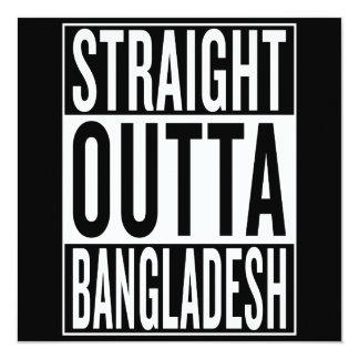 straight outta Bangladesh Card
