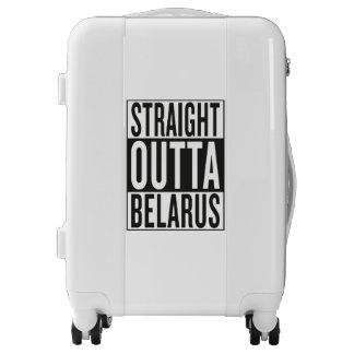 straight outta Belarus Luggage