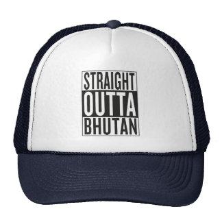 straight outta Bhutan Trucker Hat