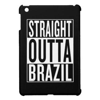 straight outta Brazil iPad Mini Cover