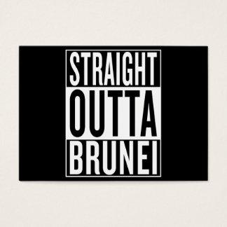 straight outta Brunei Business Card
