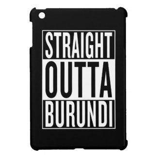 straight outta Burundi iPad Mini Cover