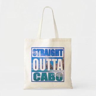 Straight Outta Cabo Tote Bag