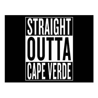 straight outta Cape Verde Postcard