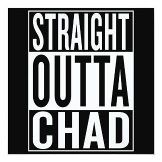 straight outta Chad Card
