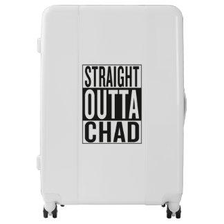 straight outta Chad Luggage