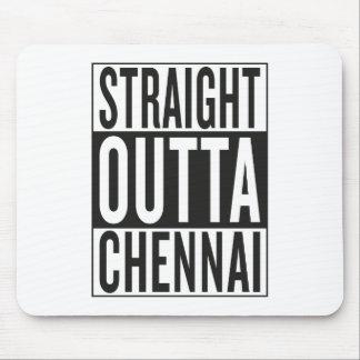 straight outta Chennai Mouse Pad