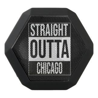 Straight Outta  Chicago, #Chicago Black Bluetooth Speaker