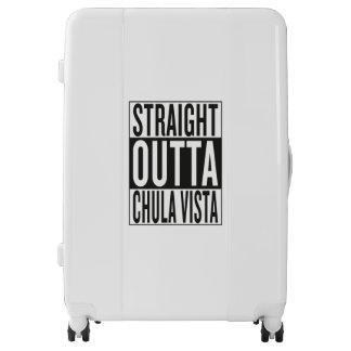 straight outta Chula Vista Luggage