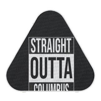 Straight Outta  Columbus, #Columbus Bluetooth Speaker