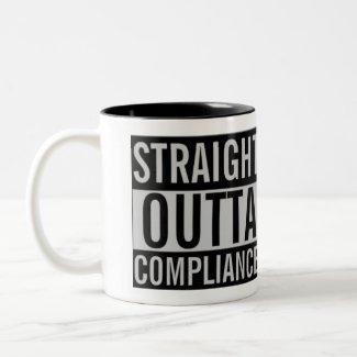 Straight Outta Compliance