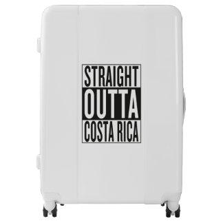straight outta Costa Rica Luggage