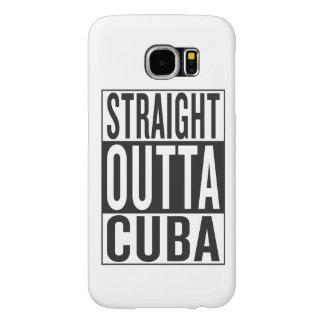 straight outta Cuba Samsung Galaxy S6 Case