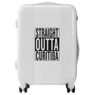 straight outta Curitiba Luggage
