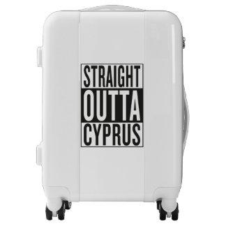 straight outta Cyprus Luggage