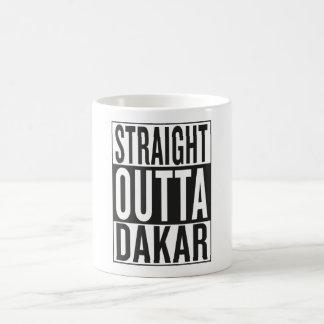 straight outta Dakar Coffee Mug