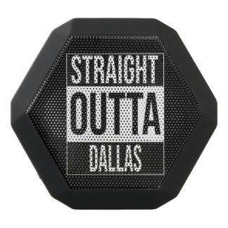 Straight Outta  Dallas, #Dallas Black Bluetooth Speaker