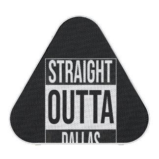Straight Outta  Dallas, #Dallas Bluetooth Speaker