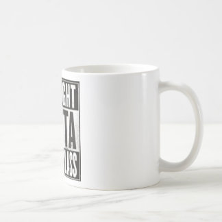 Straight Outta Dance Class Coffee Mug