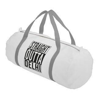 straight outta Delhi Duffle Bag
