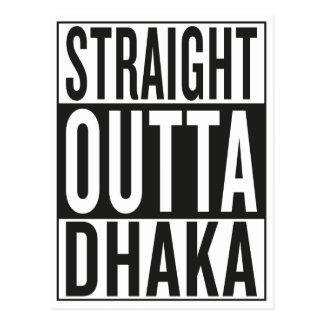 straight outta Dhaka Postcard
