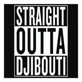 straight outta Djibouti Card