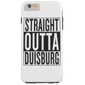 straight outta Duisburg Tough iPhone 6 Plus Case