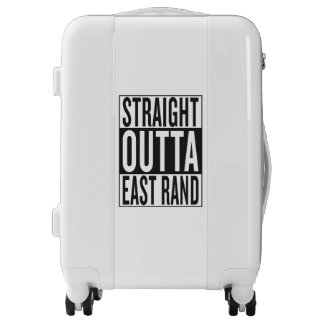 straight outta East Rand Luggage