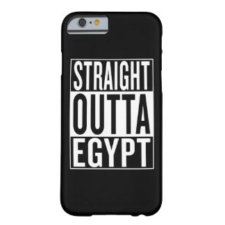 straight outta Egypt Barely There iPhone 6 Case