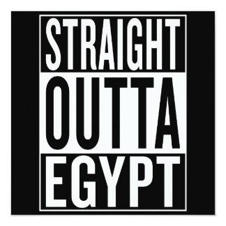 straight outta Egypt Card