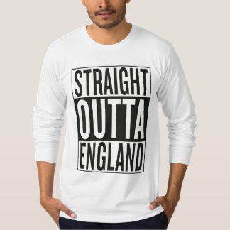 straight outta England T-Shirt