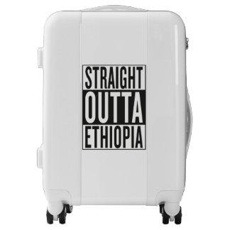 straight outta Ethiopia Luggage