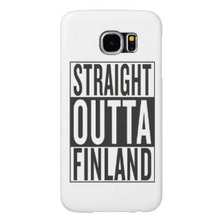 straight outta Finland Samsung Galaxy S6 Case
