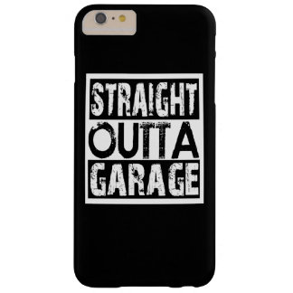 STRAIGHT OUTTA GARAGE BARELY THERE iPhone 6 PLUS CASE