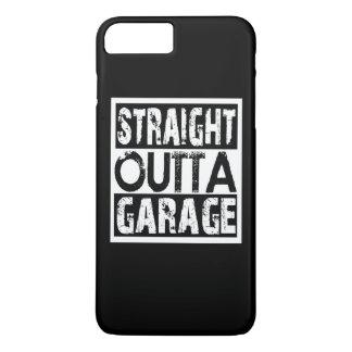 STRAIGHT OUTTA GARAGE iPhone 8 PLUS/7 PLUS CASE