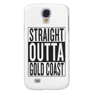 straight outta Gold Coast Samsung S4 Case