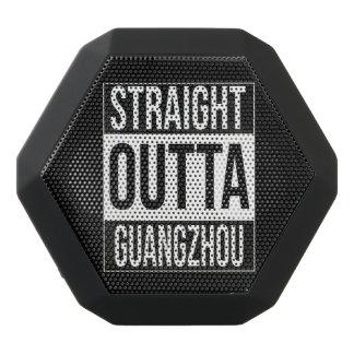 Straight Outta  Guangzhou, #Guangzhou Black Bluetooth Speaker
