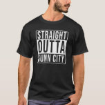 Straight Outta Gunn City T-Shirt
