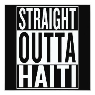 straight outta Haiti Card
